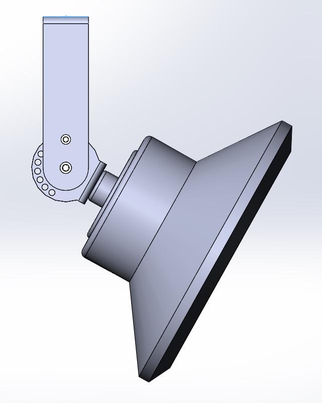 FD 111 поворотная скоба